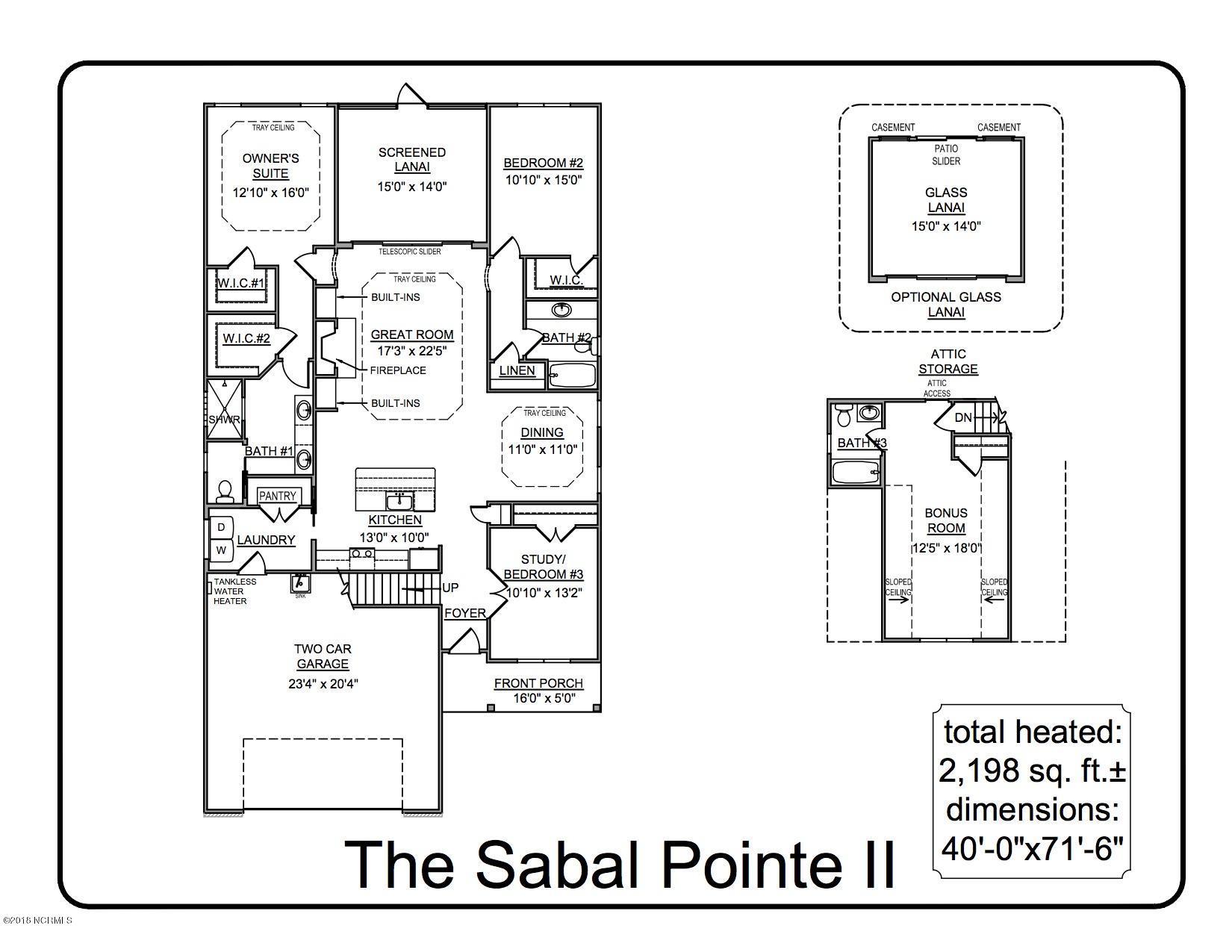 Sabal Pointe II Cutsheet (1)